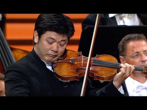 Mozart: Sinfonia concertante K. 364 / Kashimoto · Grosz · Rattle · Berliner Philharmoniker