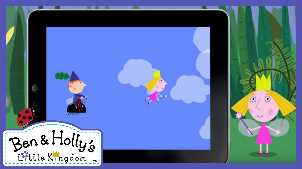 Ben and holly s little kingdom big star fun game youtube