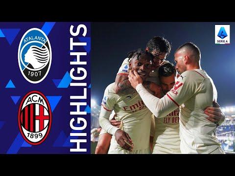 Atalanta AC Milan Goals And Highlights