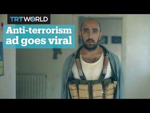 Anti-terrorism commercial goes viral in the Middle East