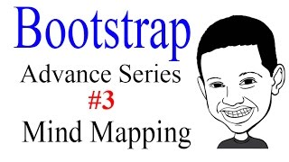 Advance Bootstrap Tutorial With PHP #3: Using Mind Mapping Applications