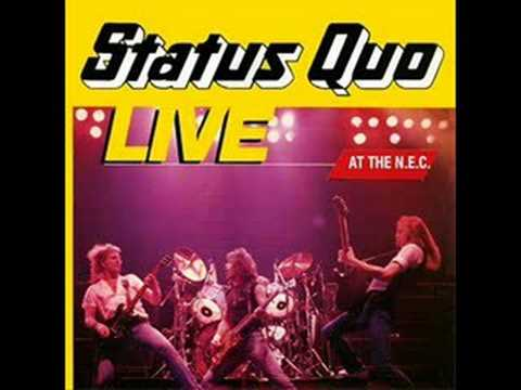 Status Quo - Down Down (Live At The NEC 1982)