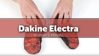 Dakine Womens Electra Mittens S Aurora