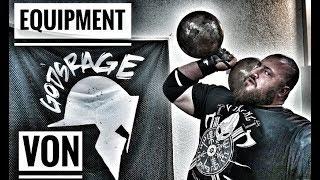 Strongman Sleeve Tutorial - Dennis erklärt Equipment