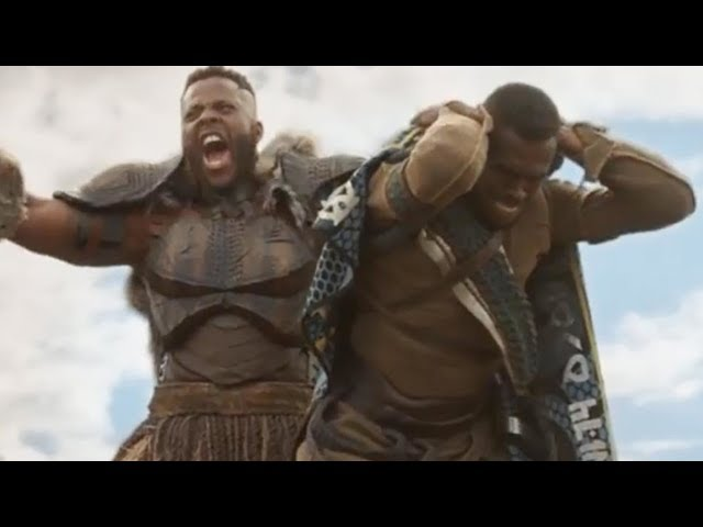 The Ending Of Black Panther Explained