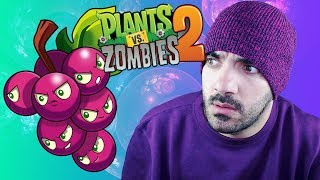 LA UVA DE RACIMO ⭐️ Plants vs Zombies 2 | iTownGamePlay