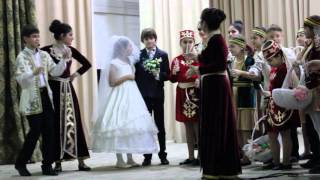 Свадебная сценка