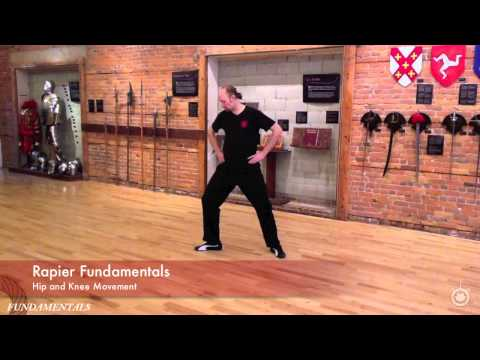 Hip and Knee Movement - Rapier Exercises