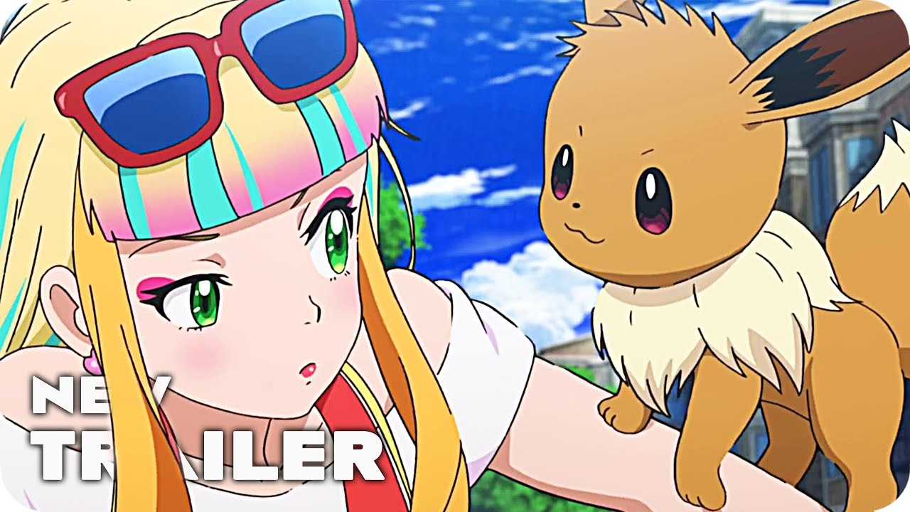 Pokemon 2018 Trailer 2 New Pokemon Movie 21 Youtube
