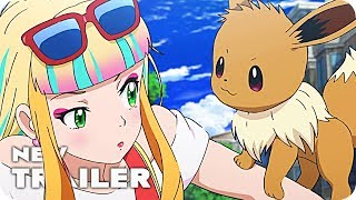 Pokemon 2018 Trailer 2  -  New Pokemon Movie 21