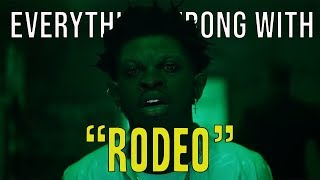 "Everything Wrong With Lil Nas X (ft. Nas) - ""Rodeo"""