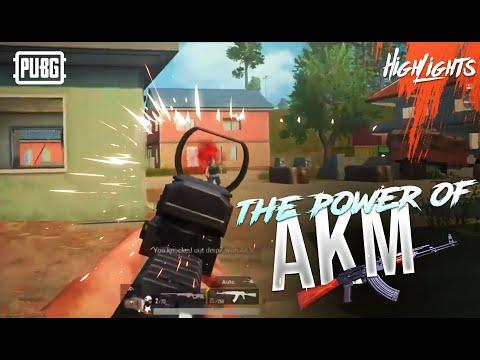 AKM RECOIL HACKS? THE POWER OF AKM 19 KILLS OP OP || PUBG MOBILE HIGHLIGHTS