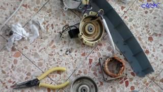 Ремонт вентилятора 2 часть 1