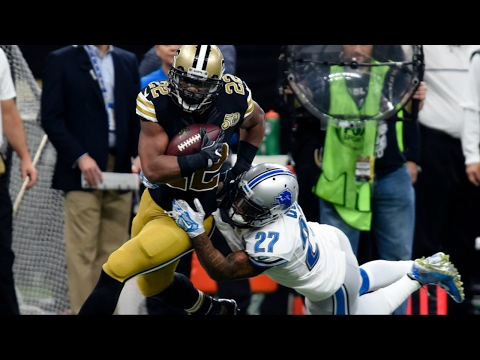 "Mark Ingram || ""Right Above It"" 