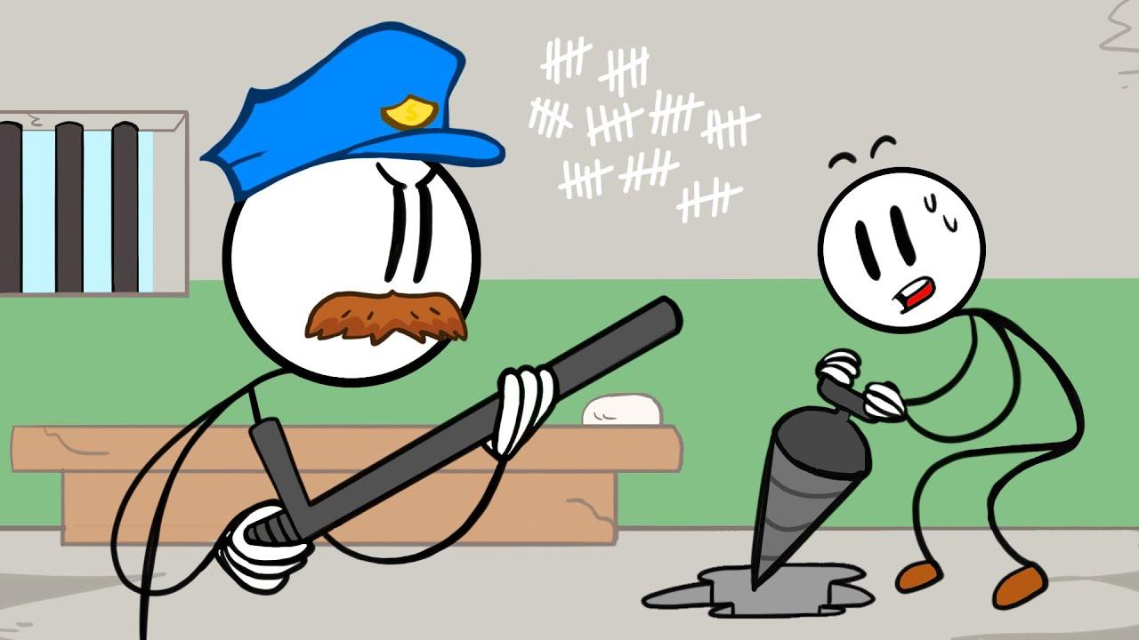 Henry Stickmin Logic | Cartoon Animation