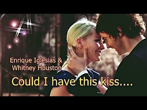 """E. Iglesias & W. Houston- Could I have this kiss- magyar ford. & """" Upside Down"""" film jelenetek"""