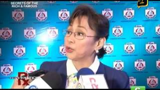 GENERATION RX - SECRETS OF THE RICH AND FAMOUS GOV. VILMA SANTOS