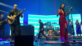 Devin Townsend - Disco Inferno (The Trammps cover) -Live 2019 - Paris, France / Empath Europe Tour
