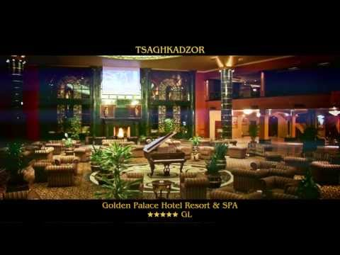 Hotel In Armenia   Golden Palace Resort & SPA*****GL