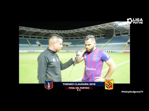Torneo Clausura 2018   Monagas SC vs. Deportivo Anzoátegui   Jornada 15