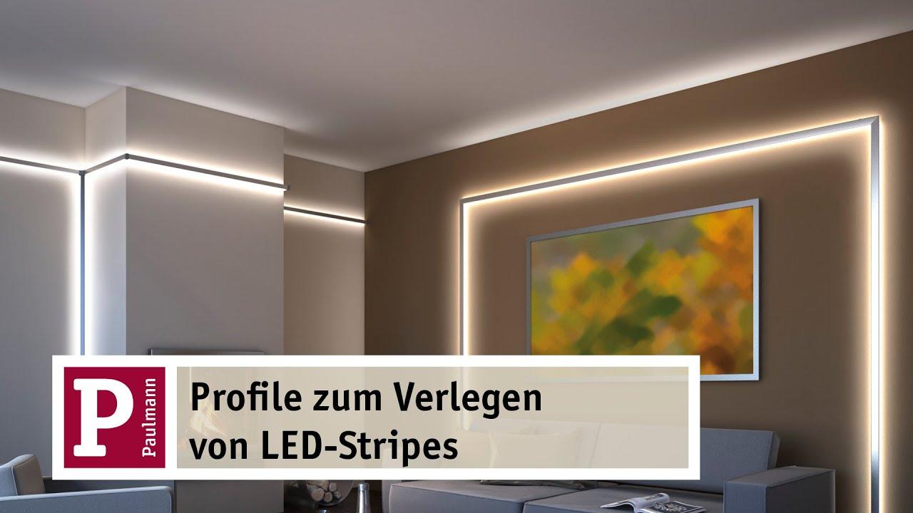Indirektes Led Licht Yourled Strip Und Duo Und Delta