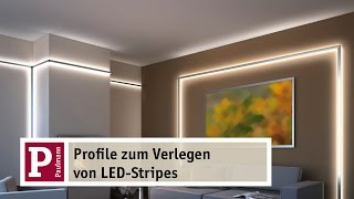 Indirektes LED-Licht: YourLED Strip und Duo- und Delta-Profile(, 2012-12-12T09:58:31.000Z)