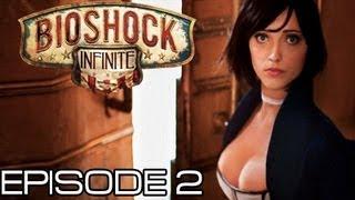 Bioshock Infinite - En route vers le Maitre Corbac - Episode 2 [FR]