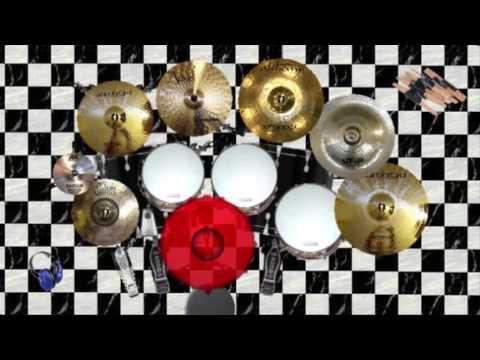 Ilir7 - Kekasih Gelap Cover Drum