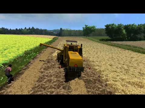 Farming Simulator 2013 - Żniwa
