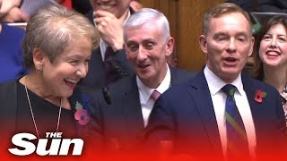 Best gags as MPs bid for the job of Speaker