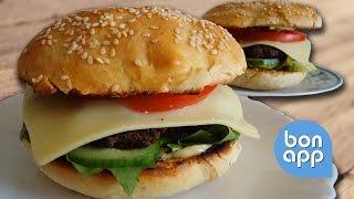 Правильный Бургер (Часть 2 - Правильная котлета, соус, сборка)