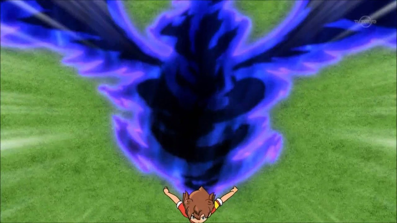 inazuma eleven go chrono stone - ma senshi pendragon  u0026 majin pegasus arc