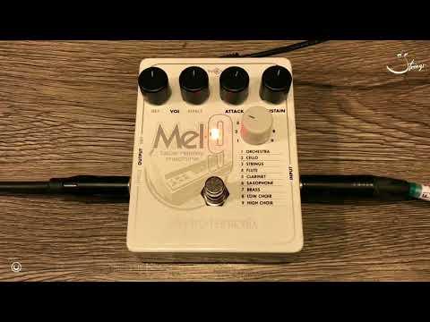 Strings Test - Electro Harmonix MEL9 Tape Replay Machine