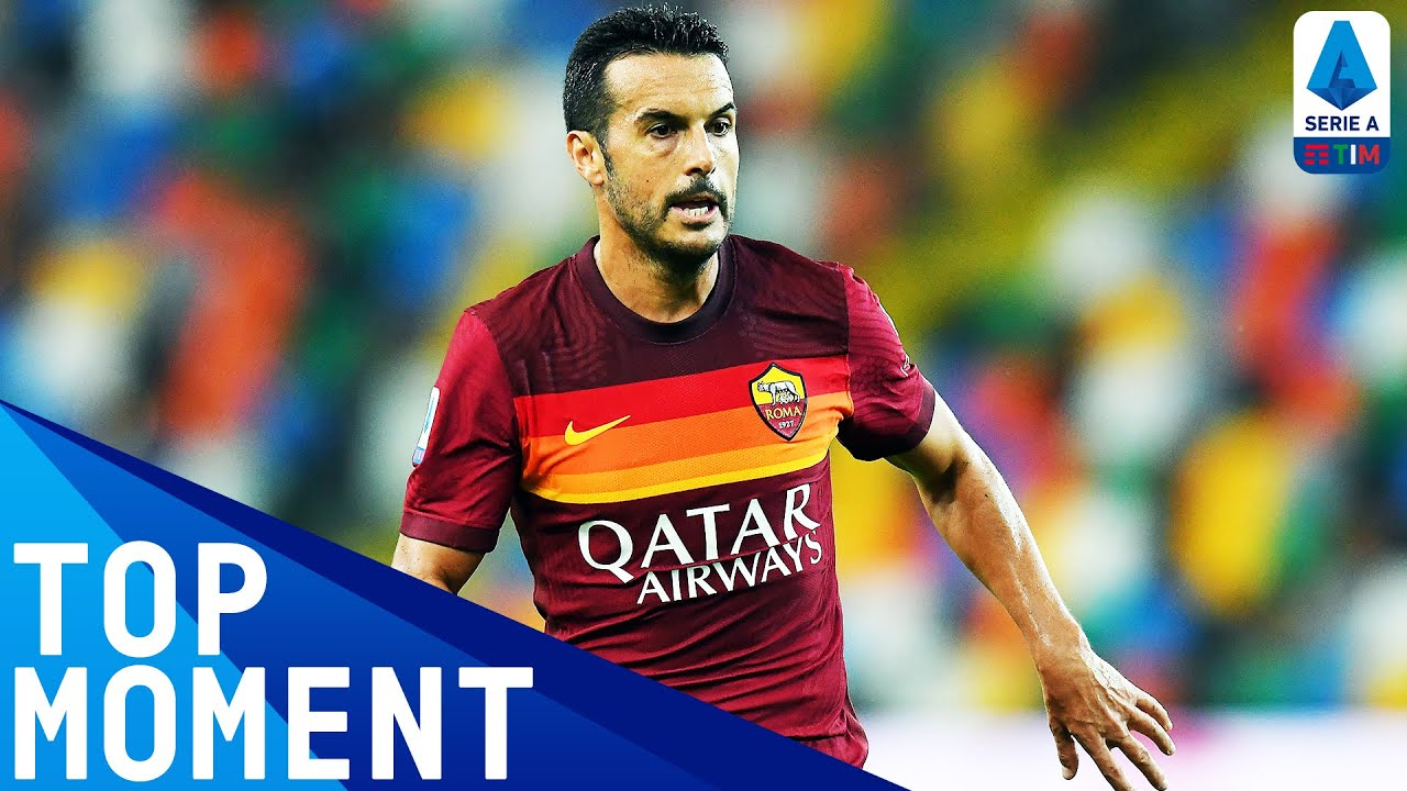 Pedro Scores a SCREAMER for his First Roma Goal! | Udinese 0-1 Roma | Top Moment | Serie A TIM