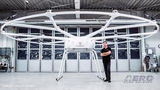 Airborne-Unmanned 11.05.19: New Jupiter Tricopter, DARPA Test, UAS Restrictions