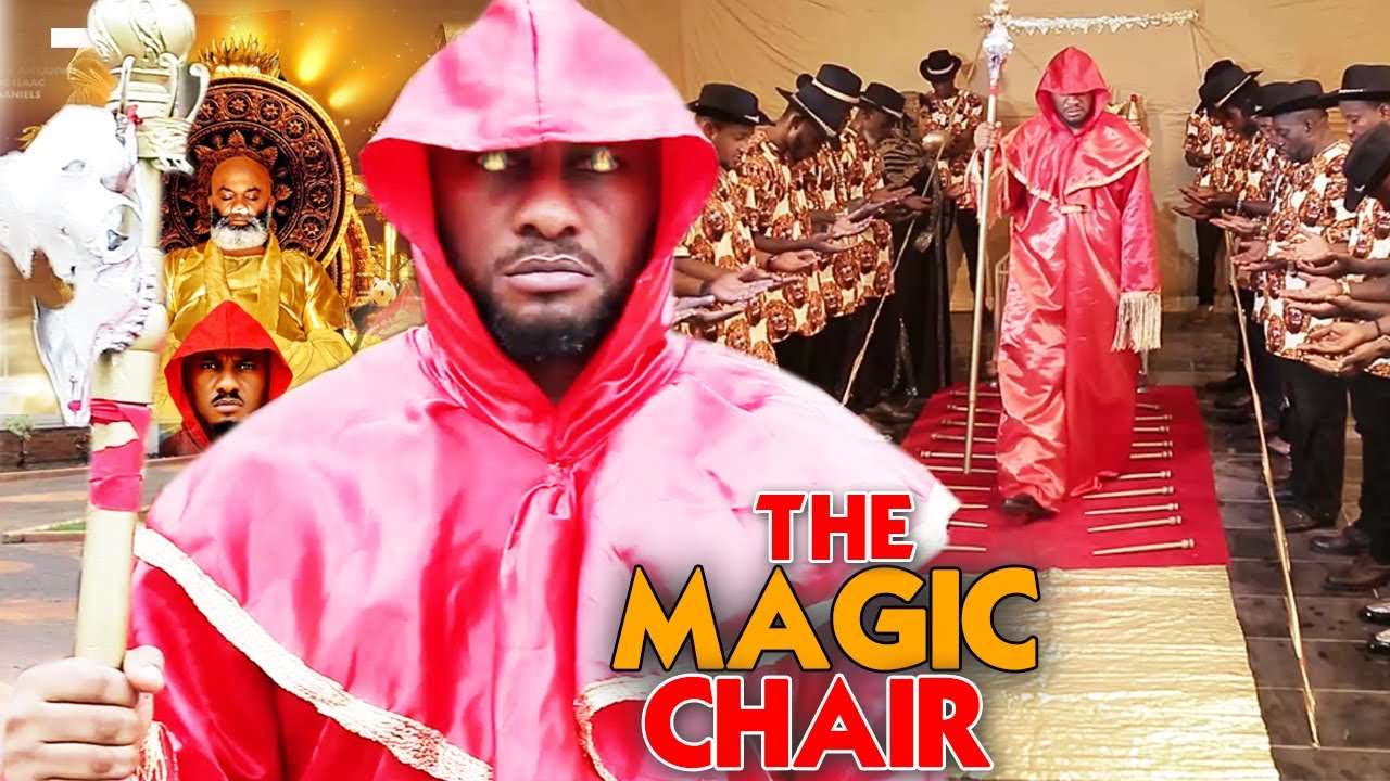Download The Magic Chair Complete Season 1&2 - Yul Edochie 2021 Latest Nigerian Nollywood New Movie