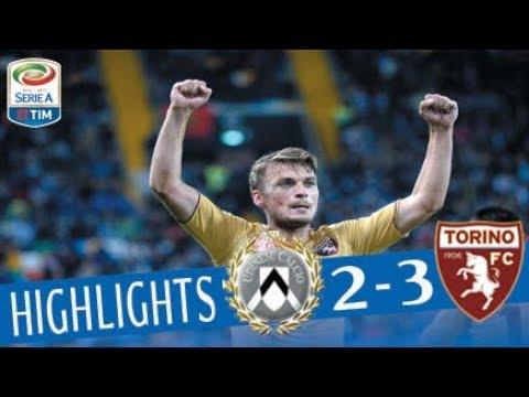 Udinese - Torino - 2-3 - Highlights - Giornata 5 - Serie A TIM 2017/18