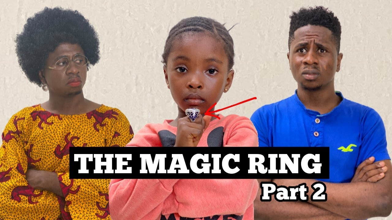 THE MAGIC RING (Part 2) | AFRICAN HOME | Mc Shem Comedian