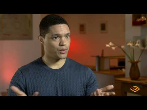 Conversation with Trevor Noah, author and narrator of