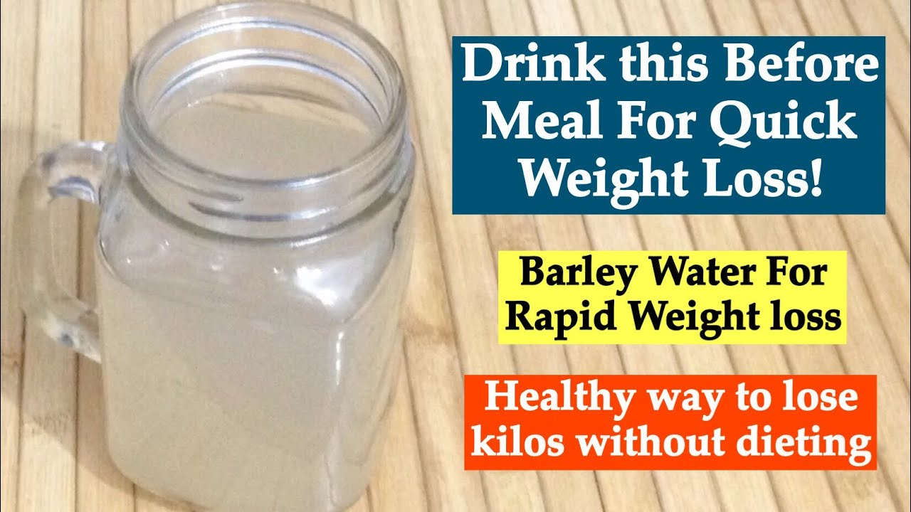 How to make barley water at home indian style.