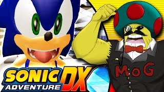 Sonic Adventure DX & Knuckles: Schwabbelig gealtert! | MythosOfGaming