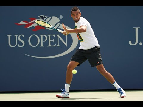 2017 US Open: 15-Love With Nick Kyrgios