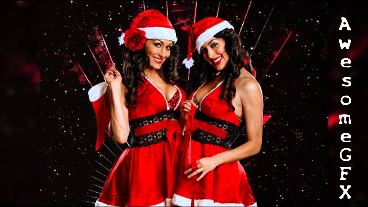 the bella twins 3rd wwe theme song you can look high