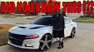 DID YOU KNOW THIS ABOUT DODGE CHARGER
