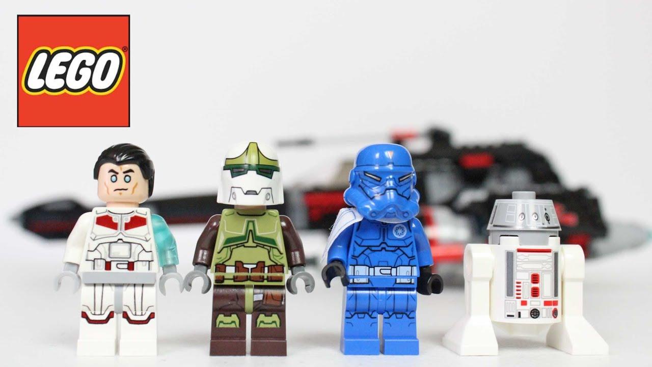 Lego 75018 Star Wars JEK-14 s Stealth Starfighter - Lego - Lego ...