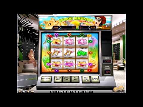 Клуб Вулкан представляет - игровой автомат Safari Madness
