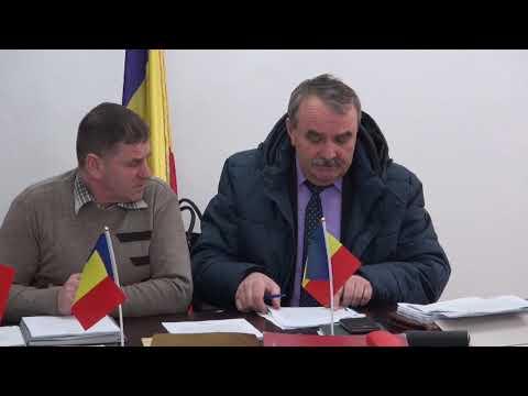 Ședința Consiliului Local Broșteni din 14 februarie 2020