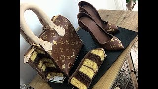 Comment faire un gâteau Louis Vuitton