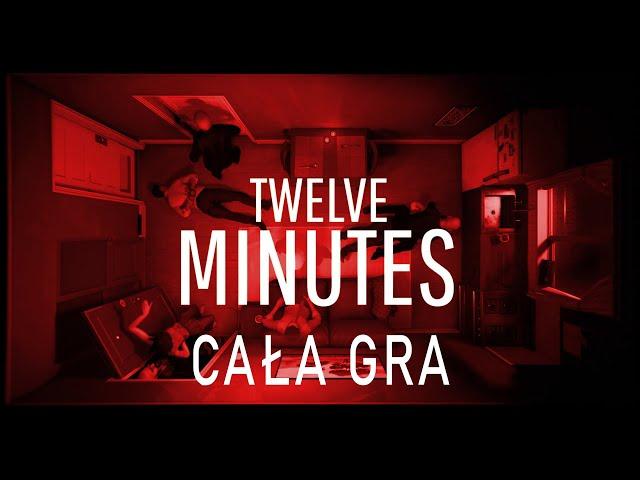 TWOJE ŻYCIE ZAMKNIĘTE W PĘTLI    Twelve Minutes [CAŁA GRA]