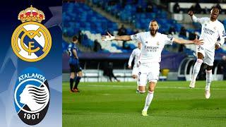 Реал Мадрид Аталанта Лига чемпионов 2021 Ответный матч ОБЗОР FIFA Ванга прогноз